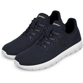 Giesswein Merino Wool Runners Hombre, dark blue